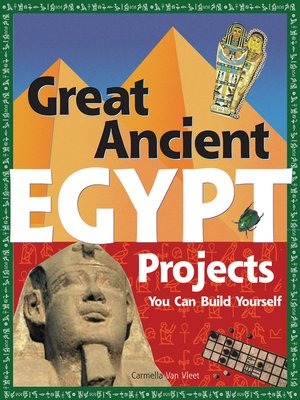 cover image of Great Ancient Egypt Projects